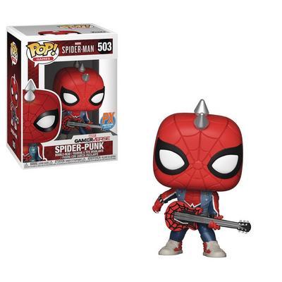 POP! Games: Spiderpunk