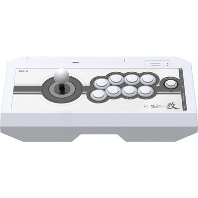 PS4 Real Arcade Pro 4 FightStick - White