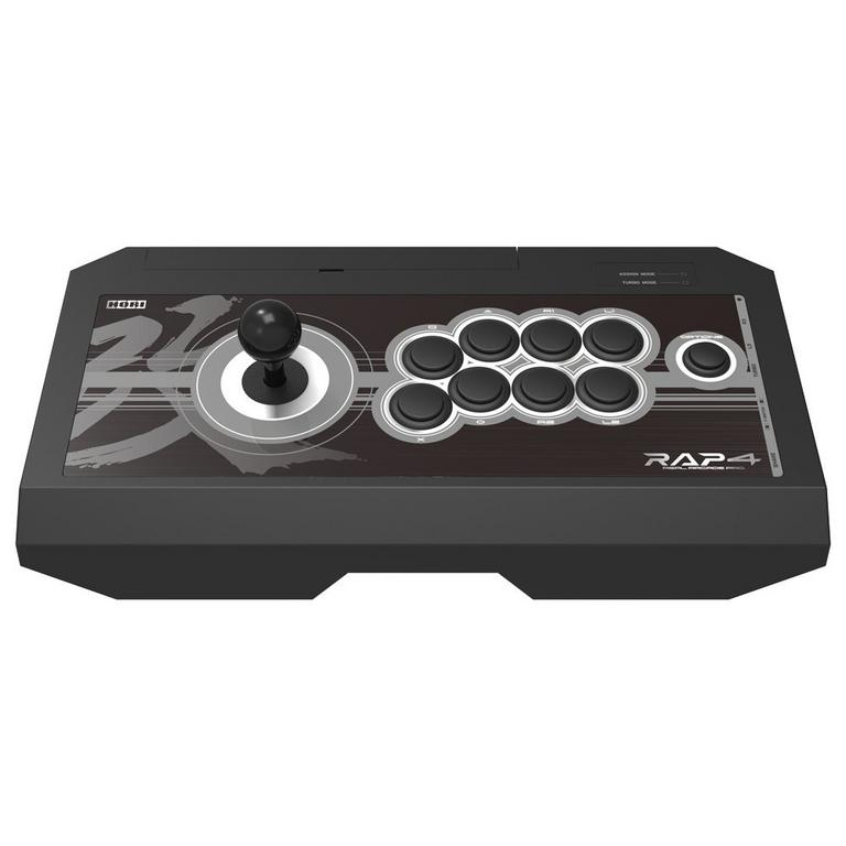 Real Arcade Pro 4 Kai Black Fight Stick for PlayStation 4