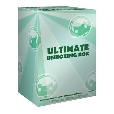 Ultimate Unboxing Box Green