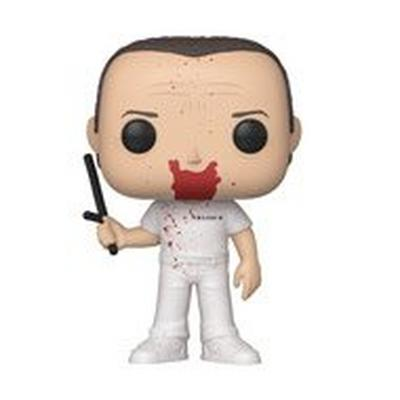 POP! Movies: Silence of Lambs Hannibal Bloody