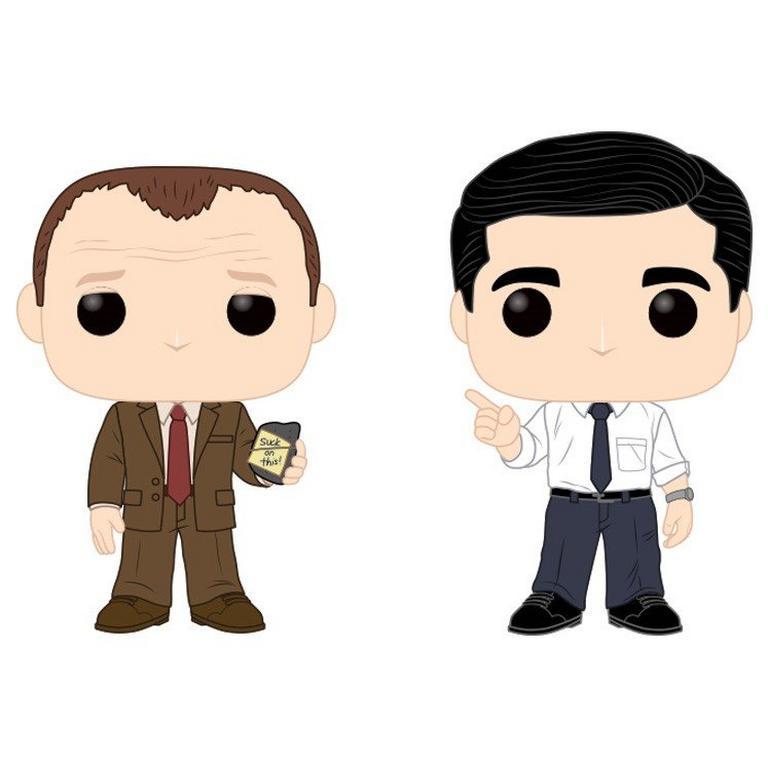 POP! TV: The Office Toby vs Michael