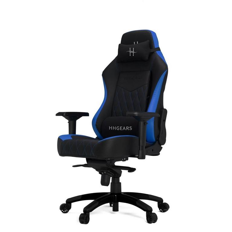 XL-800 Black and Blue Gaming Chair