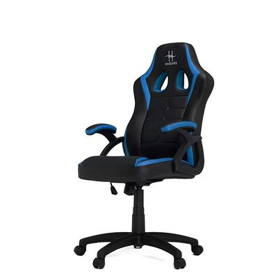HHGears SM115 Game Chair Black/Blue