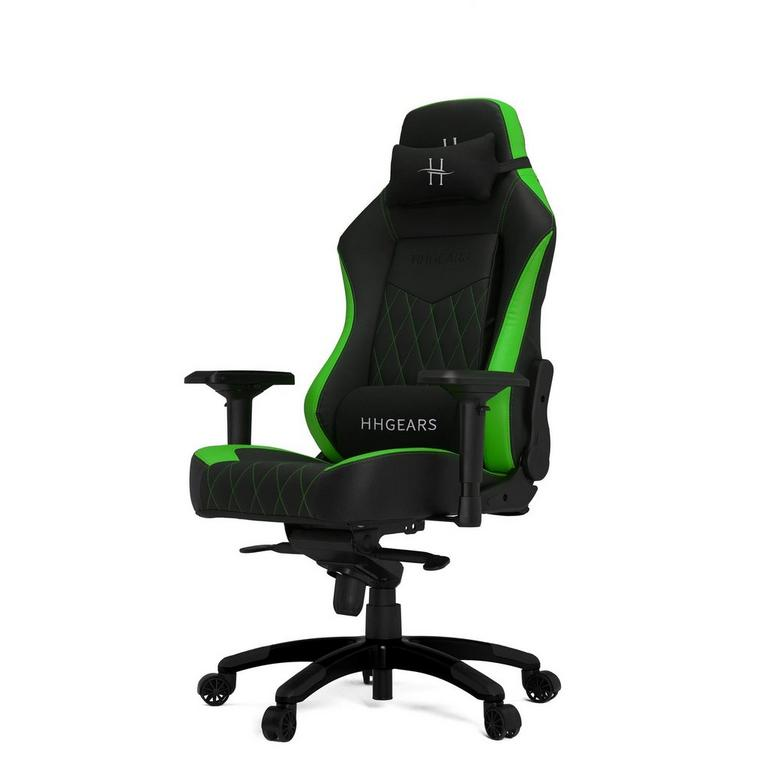 XL-800 Black and Green Gaming Chair