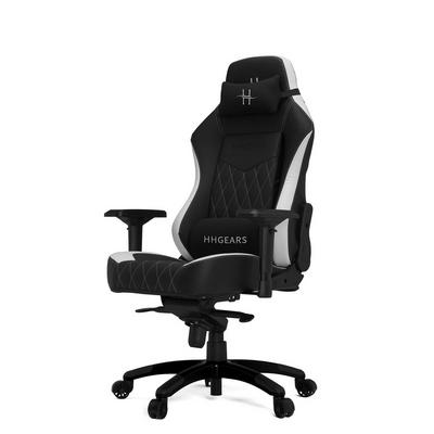 XL-800 Black and White Gaming Chair