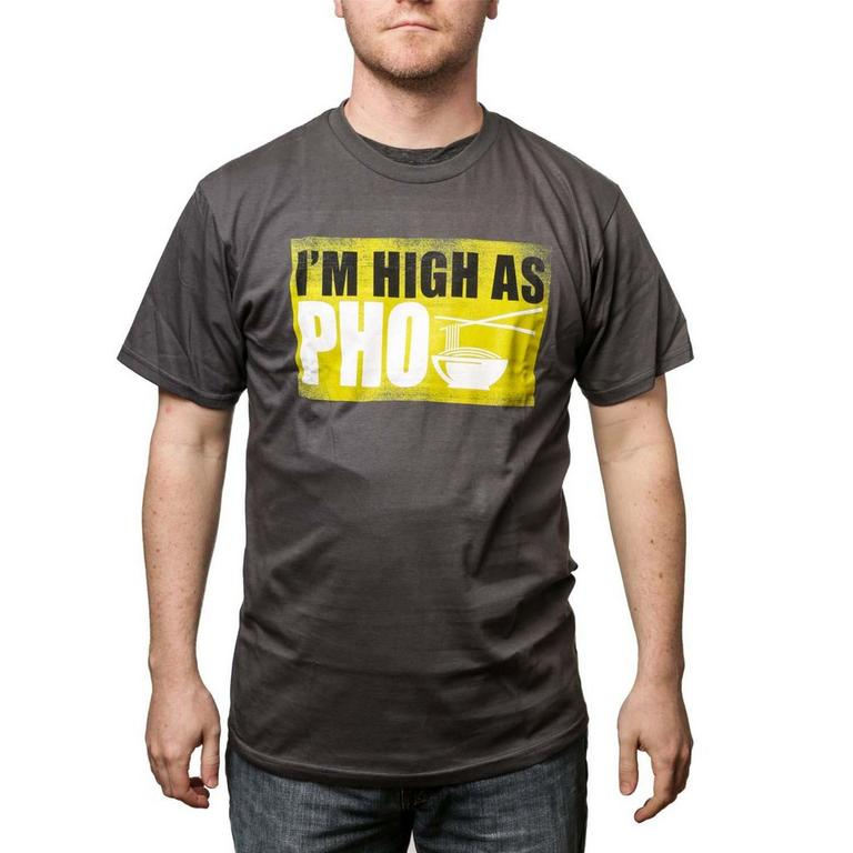 High as Pho T-Shirt