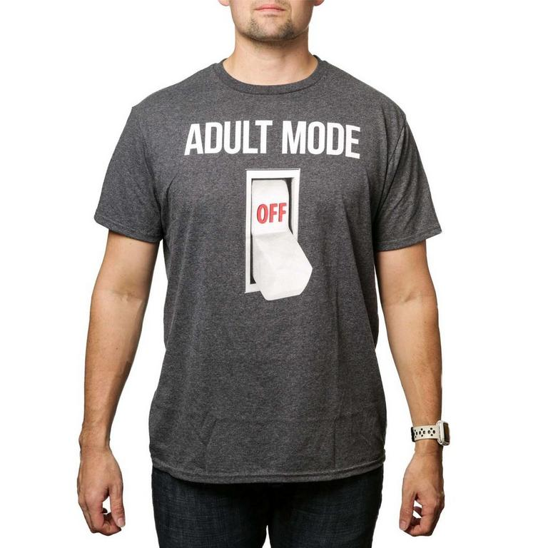 Adult Mode Off T-Shirt