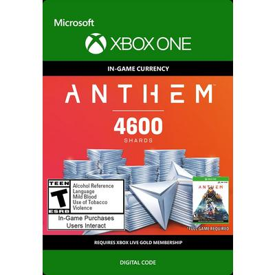 Anthem - 4600 Shards Pack