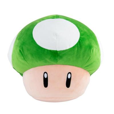 Mario Kart: Mega Mushroom Green Plush