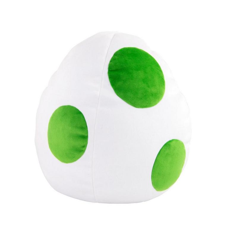 Super Mario Bros. Mega Yoshi Egg Plush