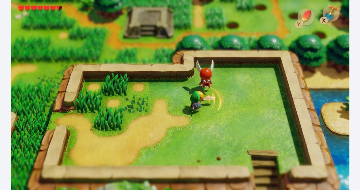 The Legend of Zelda: Link's Awakening Dreamer Edition