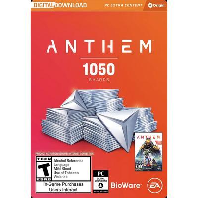 Anthem - 1050 Shards Pack
