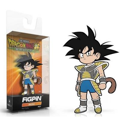 Dragon Ball Super Broly Movie Kid Goku  FiGPiN Mini