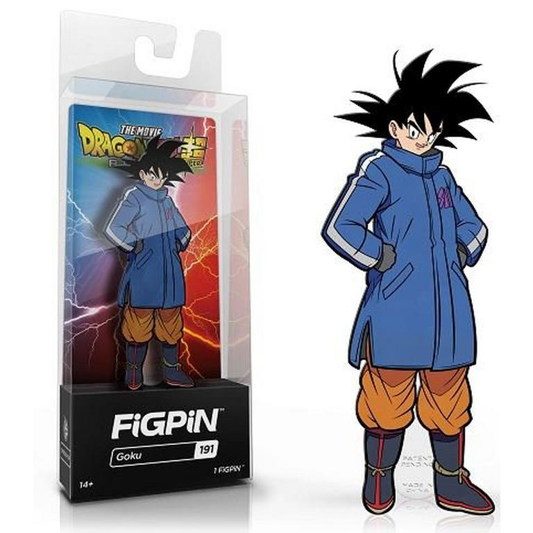Dragon Ball Super: Broly the Movie Goku FiGPiN