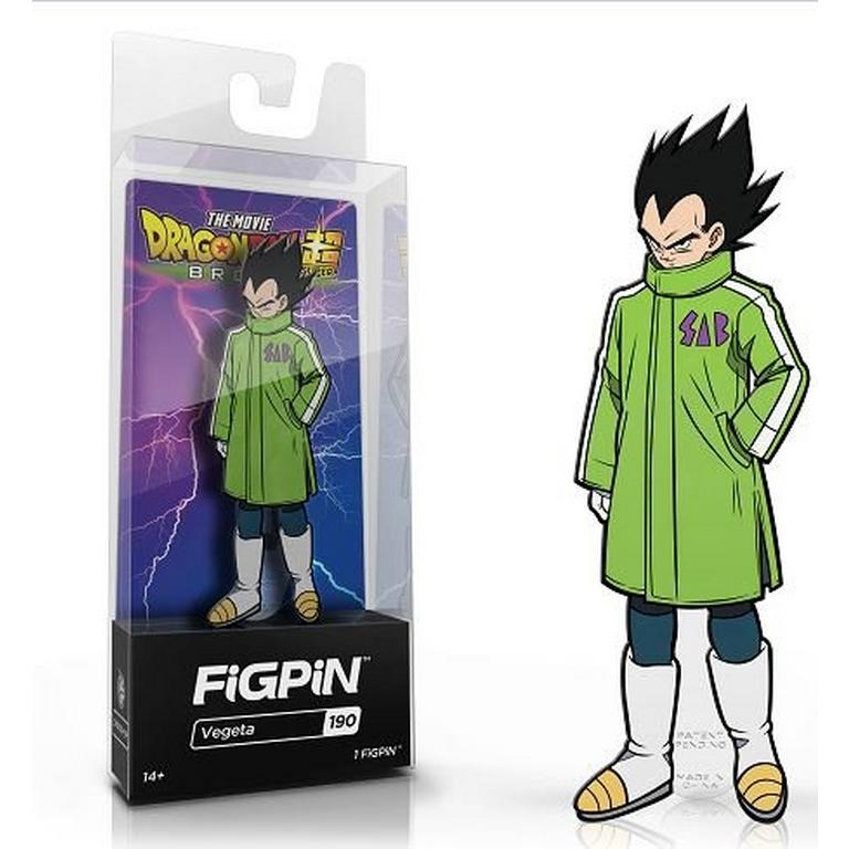 Dragon Ball Super: Broly the Movie Vegeta FiGPiN