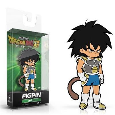 Dragon Ball Super Broly Movie Kid Broly FiGPiN Mini