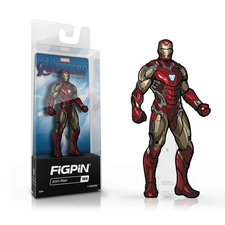Marvel  Avengers - Iron Man FiGPiN