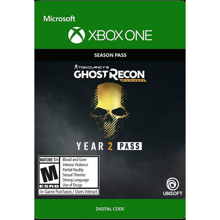 Tom Clancy's Ghost Recon Wildlands Year 2 Pass