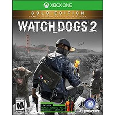 Watch Dogs 2 Gold