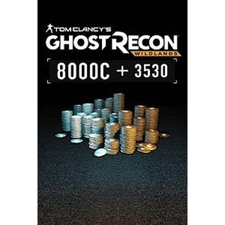 Tom Clancy's Ghost Recon Wildlands 11,530 Credits