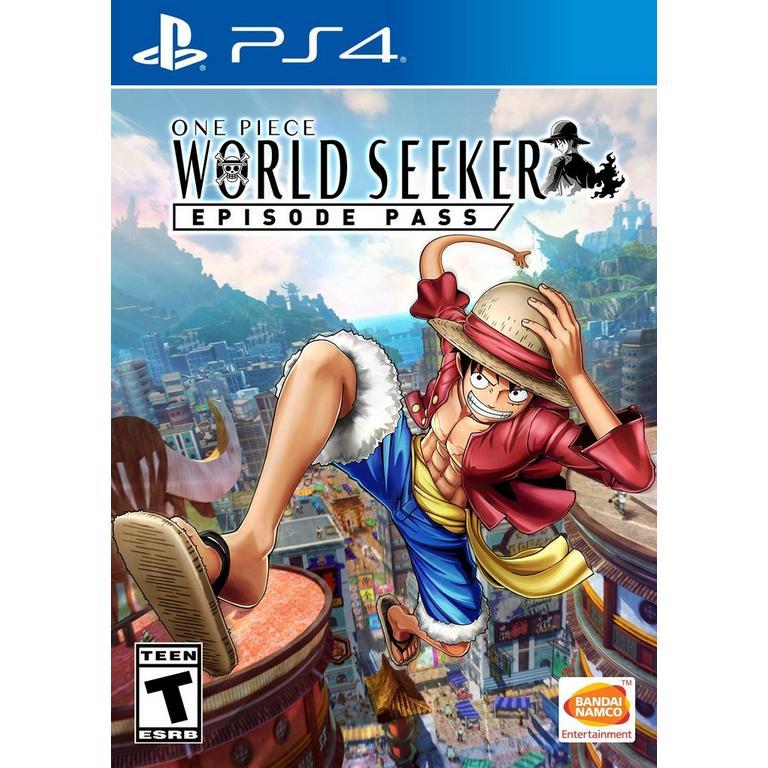 One Piece: World Seeker Episode Pass