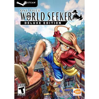 One Piece: World Seeker Deluxe Edition