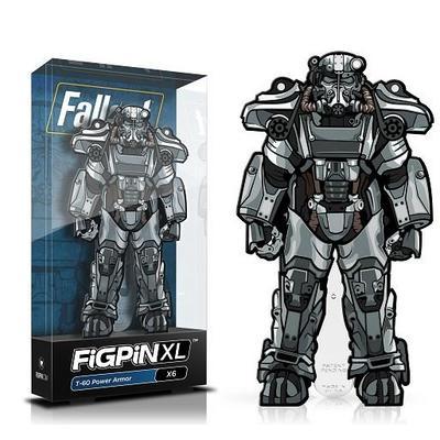 Fallout T-60 Power Armor FiGPiN XL