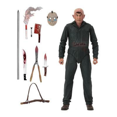 Friday the 13th Part 5: A New Beginning Roy Burns Ultimate Version Action Figure