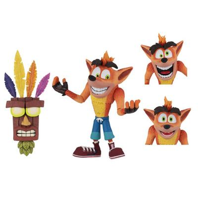 Crash Bandicoot Ultra Deluxe Crash Action Figure