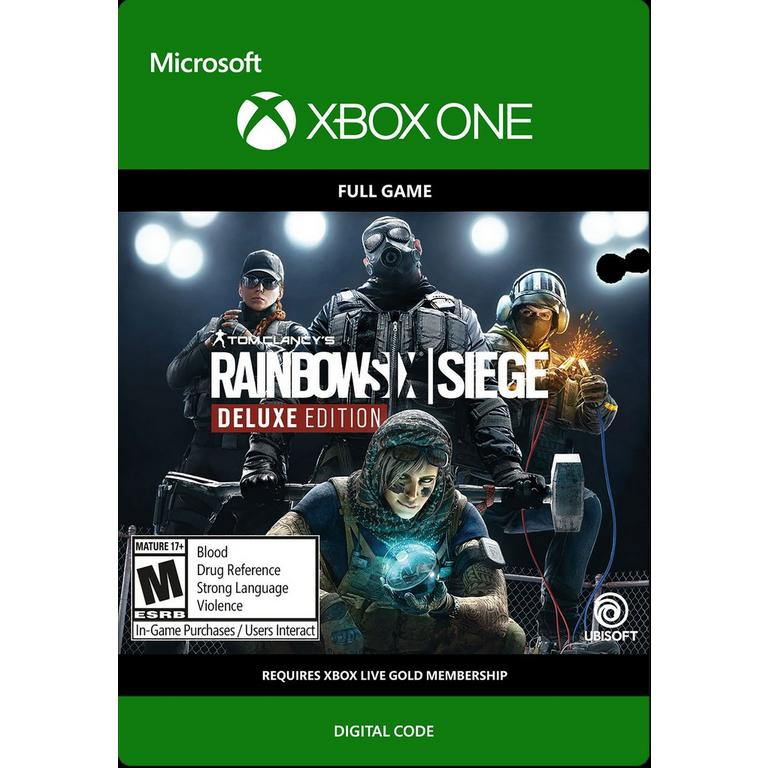 Tom Clancy's Rainbow Six: Siege Year 4 Deluxe Edition