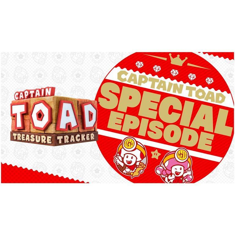 Captain Toad: Treasure Tracker Special Episode
