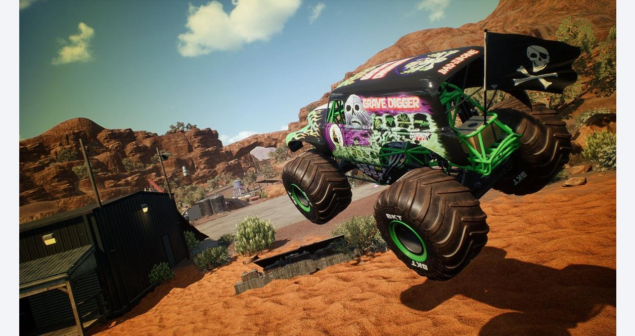 Monster Jam Steel Titans Collector's Edition