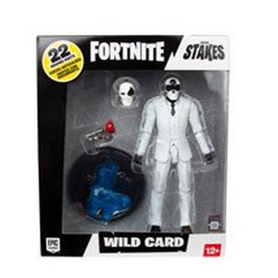 Fortnite Black Wild Card Figure