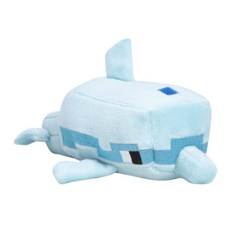 Minecraft Dolphin Plush