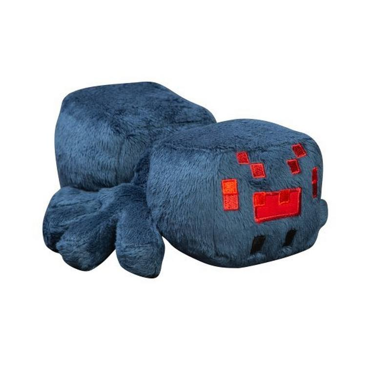 Minecraft Cave Spider Plush