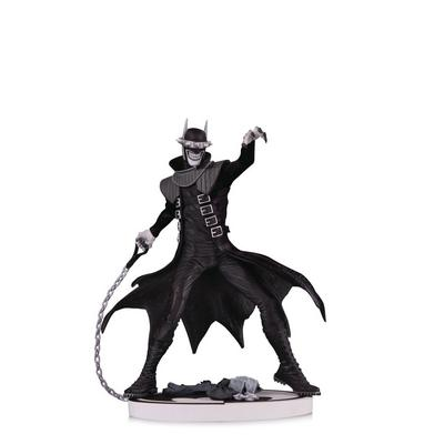 Dark Nights: Metal Batman Who Laughs Batman Black and White Second Edition Statue