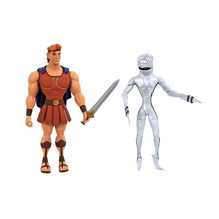 Kingdom Hearts 3 Hercules and Pearl Dusk Select Series 2 Action Figure