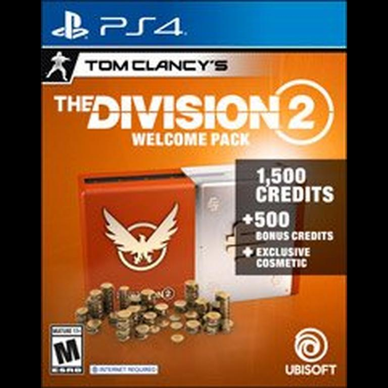 Tom Clancy S The Division 2 Welcome Pack Playstation 4 Gamestop