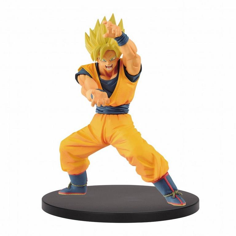 Dragon Ball Super Super Saiyan Son Goku Chosenshiretsuden Statue