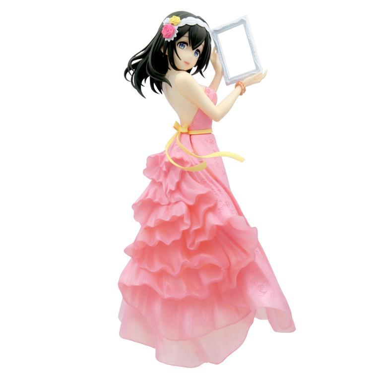 The Idolmaster Cinderella Girls Fumika Sagisawa EXQ Figure
