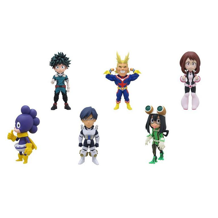 My Hero Academia WCF Figures vol.1(Assortment)