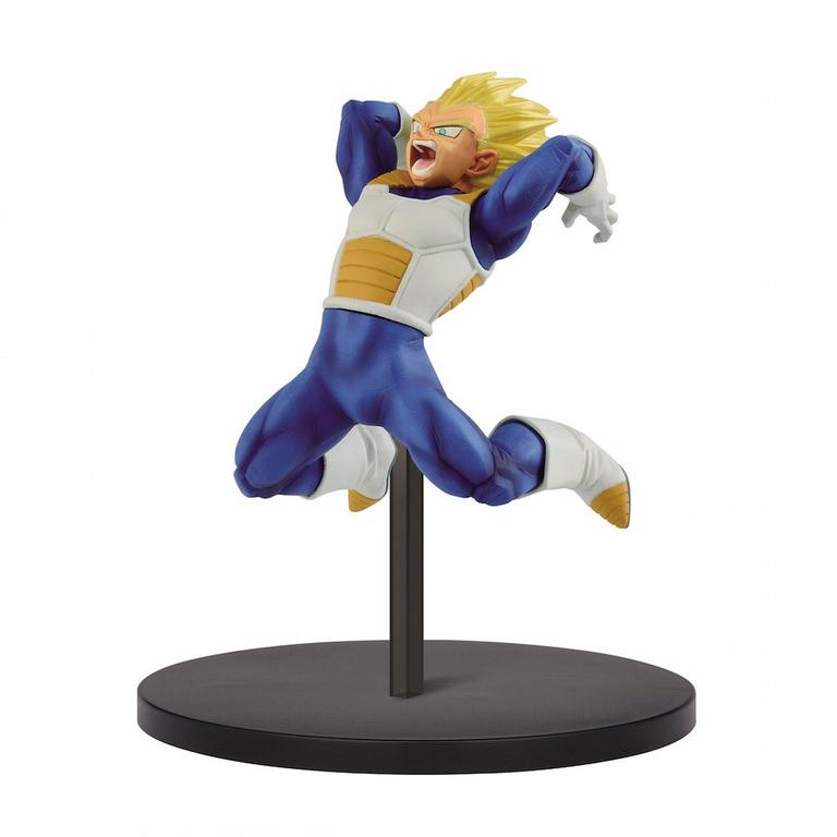 Dragon Ball Super Chosenshiretsuden Super Saiyan Vegeta Figure
