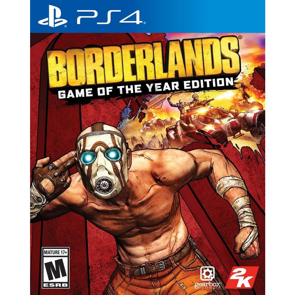 Borderlands Game of the Year Edition Only at GameStop   PlayStation 4    GameStop