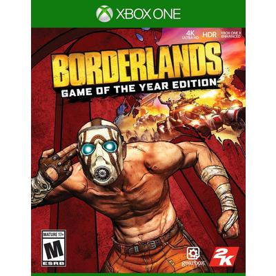 Borderlands Game of the Year Edition Only at GameStop