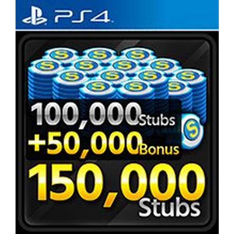 MLB The Show 19 - 150,000 Stubs