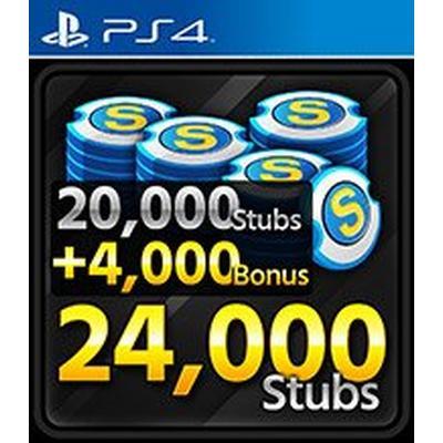 MLB The Show 19 - 24,000 Stubs