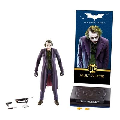 The Dark Knight The Joker DC Multiverse Action Figure