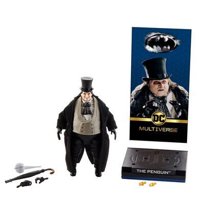 Batman Return Penguin DC Multiverse Action Figure