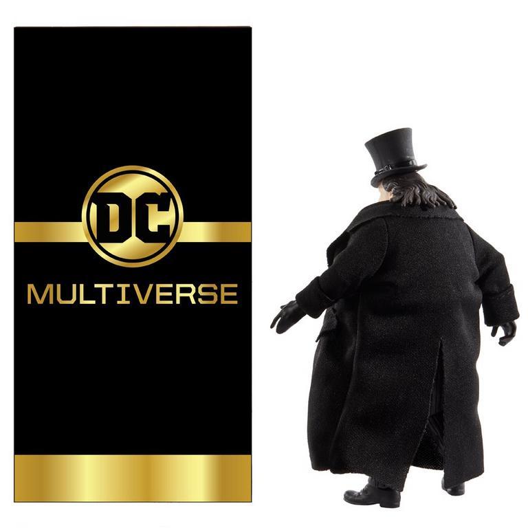 Batman Returns Penguin DC Multiverse Action Figure